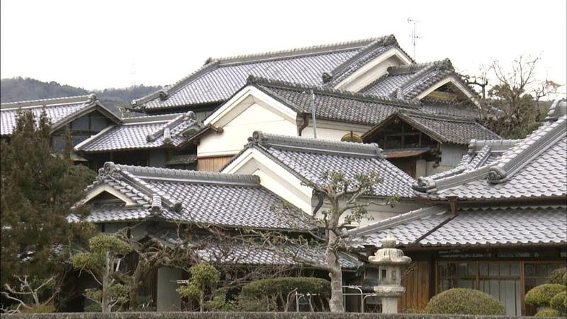 Japanology Plus Roof Tilers