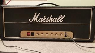 Marshall JMP 2203 Boosted - Van Halen, Alice In Chains, John Sykes
