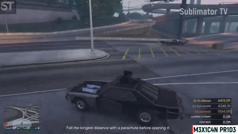 GTA 5 Thug Life Фейлы Трюки Эпичные Моменты Приколы в GTA 5 8
