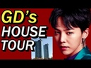 BIGBANG G Dragon's Apartment Tour Galleria Foret