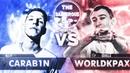 The Dangerous Cup II (1/4 Final): Carab1n(MZLFF) vs. Worldkpax(Gokilla)