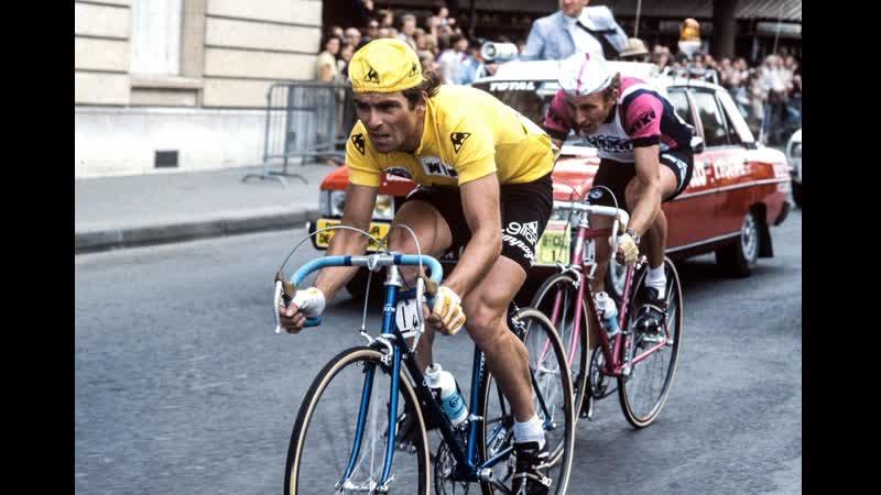 Бернар Ино пятикратный победитель Тур де Франс