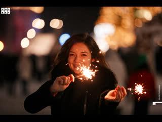 Новогодняя ночь 2020 на Горьковской Ёлке