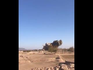 De oppresso liber i cct kills sniper with gbu-38 bomb in afghanistan.