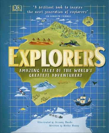 Explorers - Nellie Huang, Jessamy Hawke