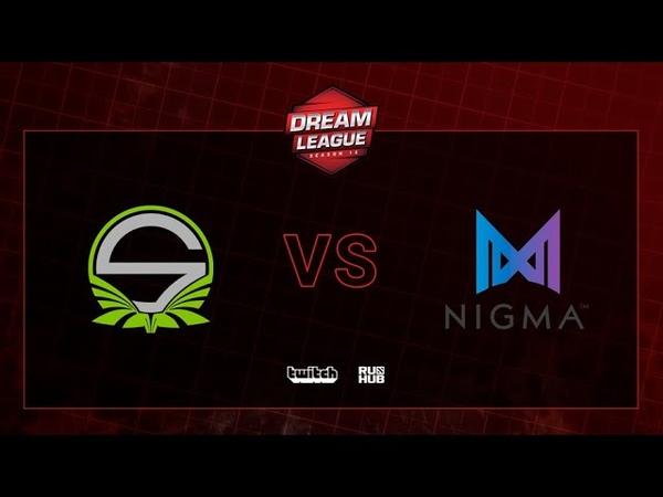 Singularity vs Nigma, DreamLeague S13 QL, bo2, game 1 [CrystalMay]