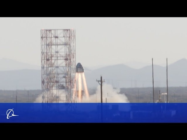 Go Inside the Starliner Pad Abort Test with the Boeing Team