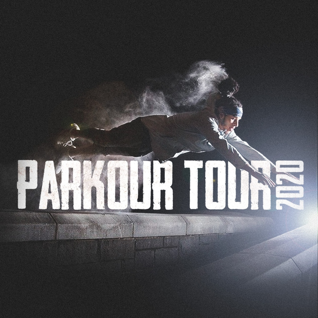 Афиша Ярославль PARKOUR TOUR 2020