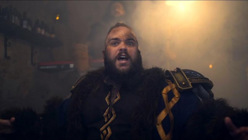 WIND ROSE - Drunken Dwarves (Official Video) | Napalm Records
