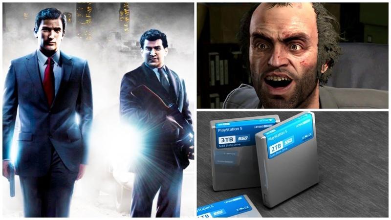 Mafia 4 в 70-х годах и ремастер Mafia 2. Хип-хоп для GTA 6? Внешние SSD для PlayStation 5