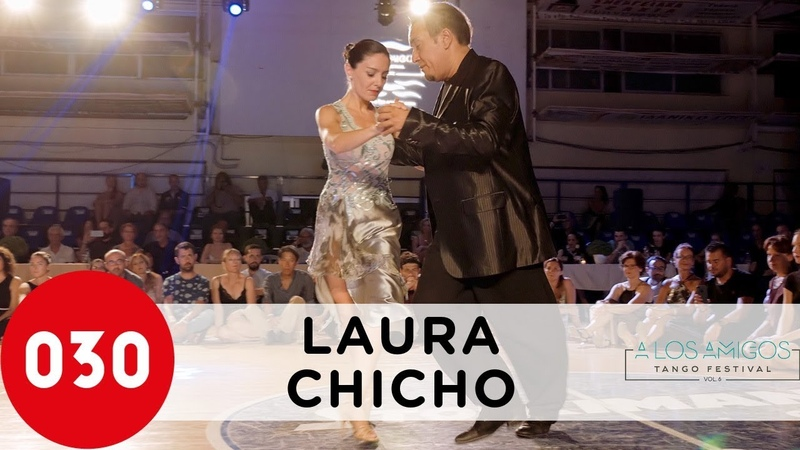 Chicho Frumboli and Laura Elizondo Milonga criolla ChichoTango