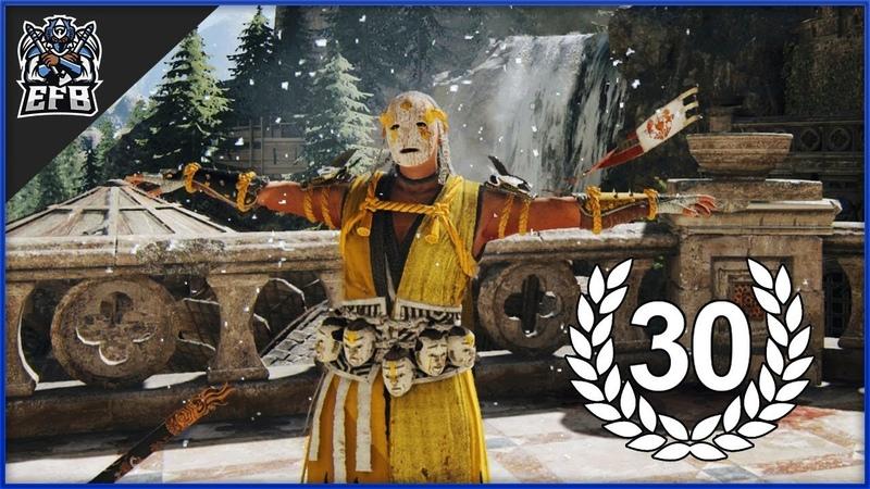 For Honor - REPUTATION 30 HITOKIRI DUELS!