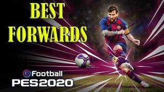 Лучшие Форварды в PES 2020 efootball   PC/Mobile