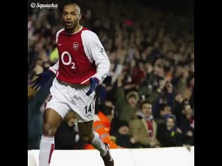 On this day in 1999, arsenal signed thierry henry from juventus for 11m.  most goals at one ground most assists in a season