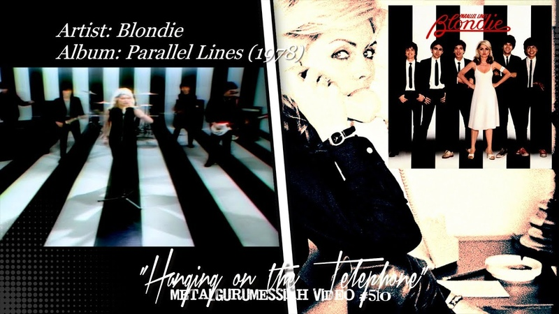 Hanging on the Telephone - Blondie (1978) FLAC