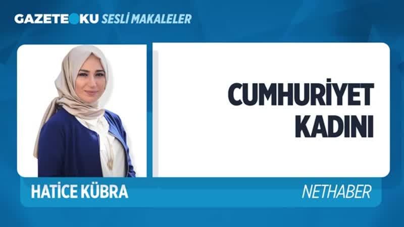 047. DİLEK İMAMOĞLU'NUN KIYAFETİ, EKREM İMAMOĞLU'NUN PAPYONU (Hatice Kübra - Gazeteoku - Sesli Makal.mp4