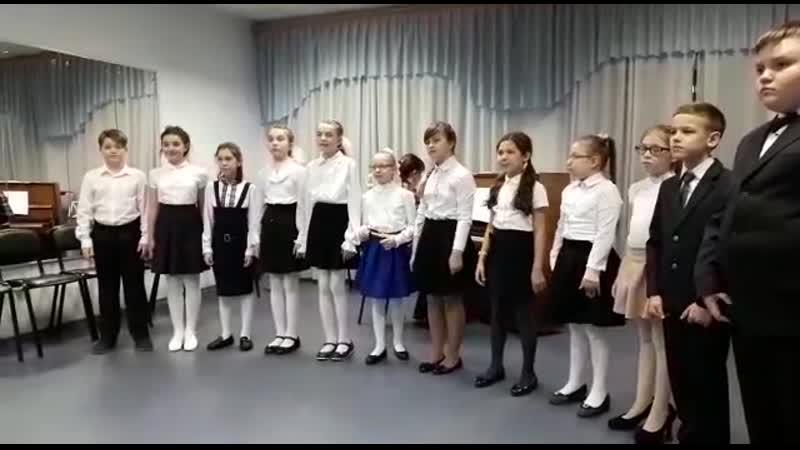 Детский хор Дши АГИК Все в порядке мама