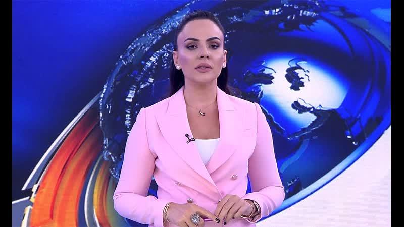 Buket Aydınla Kanal D Haber - 31.10.2019 -03