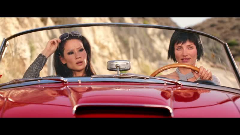 Ангелы Чарли: Только вперёд (2003). Жанр: боевик, комедия, преступление, приключения