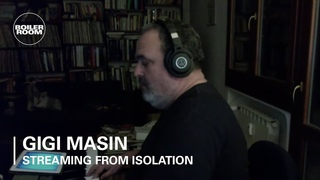 Gigi Masin | Streaming From Isolation with Night Dreamer & Worldwide FM