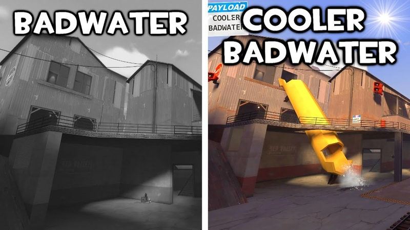 TF2 You've Heard Of Badwater But What About The Cooler Badwater