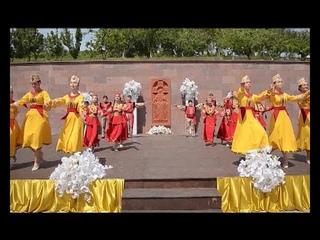 Жители Анапы могут изучать хореографию, вокал и язык Армении в ЦАНКе им. Н,А,Испирьяна