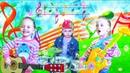 Музыкальный челлендж для детей. Какой музыкальный инструмент разбудит Маму