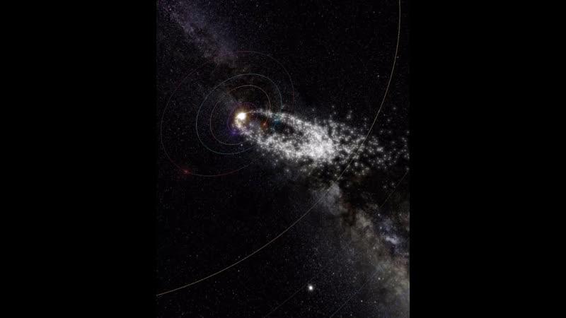 Метеорный поток Южные дельта Аквариды