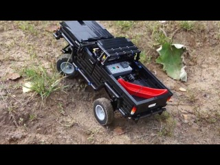 Jeep Comanche (short bed, high lift, for TTM project)