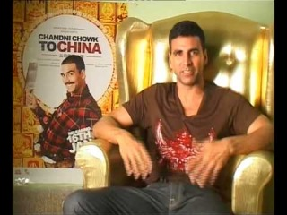 Chandni Chowk to China - Akshay Kumar on Shooting in Chandni Chowk, Delhi