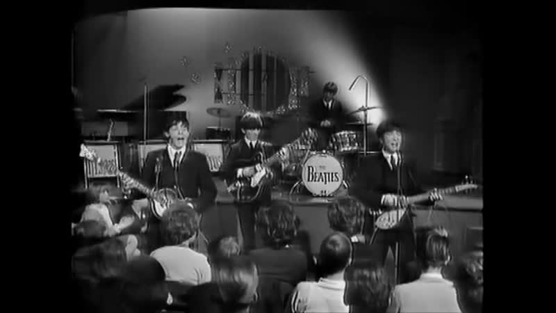 The Beatles I Saw Her Standing There 1963