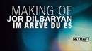 Jor Dilbaryan - Im Areve Du es Backstage Film