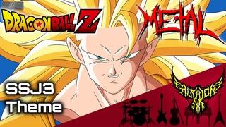 Dragon Ball Z - SSJ3 Power Up 【Intense Symphonic Metal Cover】