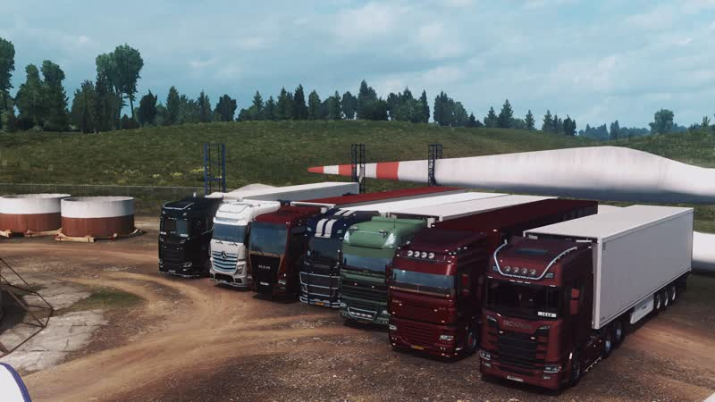 Видео с конца Truck Fest