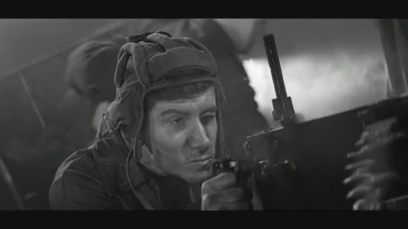 Крепость на колесах 1960 Последний бой советского бронепоезда