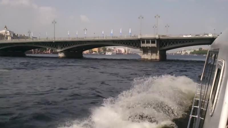 Юбилей Благовещенского моста
