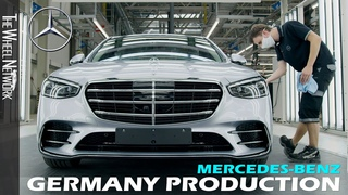 Mercedes-Benz Production in Germany