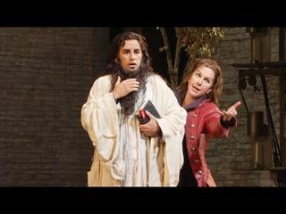 Rossini - Le comte Ory - DiDonato & Florez - Duet of Count Ory & Isolier: Une dame de haut parage