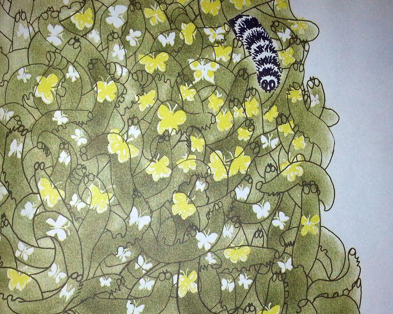 Надежда каждого цветка (Трина Паулус), изображение №4