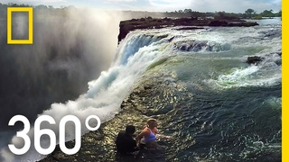 360° Victoria Falls – The Devil's Pool   National Geographic