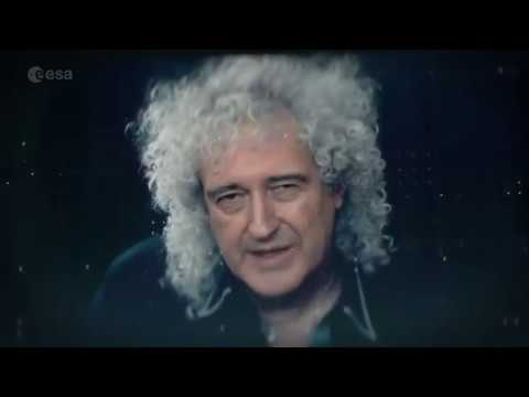 Brian May's message Asteroid Day 2019