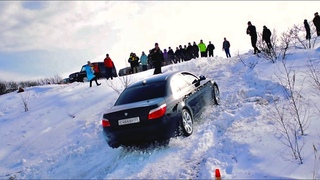 Акула E60 BMW  Доминирует! Проблема c Subaru. Прыгающие машины - Технолог offroad