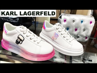Стильная обувь и сумки Karl Lagerfeld Открыли магазин Новинки весна - лето Шопинг Обзор Что модно?