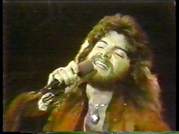 JAMES GANG Don Kirshner's rock concert 1974 with Tommy Bolin