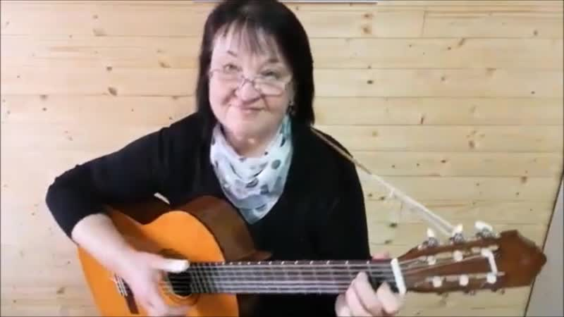 Студия авторской и гитарной песни БЕЛАЯ ВОРОНА