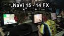 ICSC 7 Final 1 vs 4 Markeloff vs Frag eXecutors