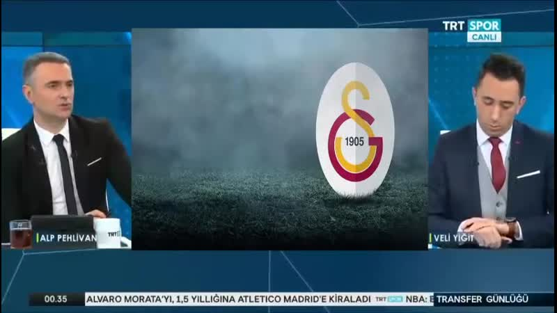 Galatasaray Transfer Gündemi Trtspor Transfer Günlüğü 29 Ocak
