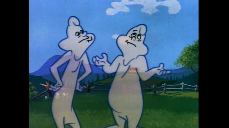 Каспер и его друзья 6 сезон ep72 3 Casper the Friendly Ghost Super Spooks