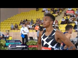 Wanda Diamond League - Monaco 2020 - 800m (Men)
