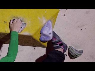 adidas Outdoor: Shauna Coxsey on Footwork